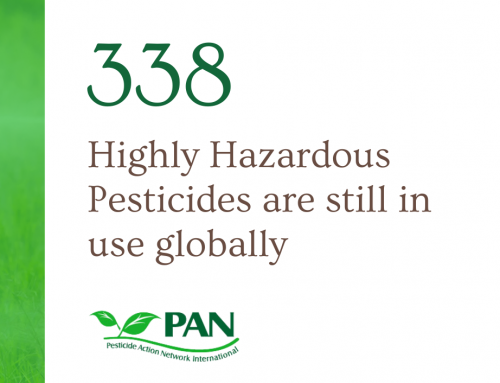 Action needed to phase-out highly hazardous pesticides by 2030