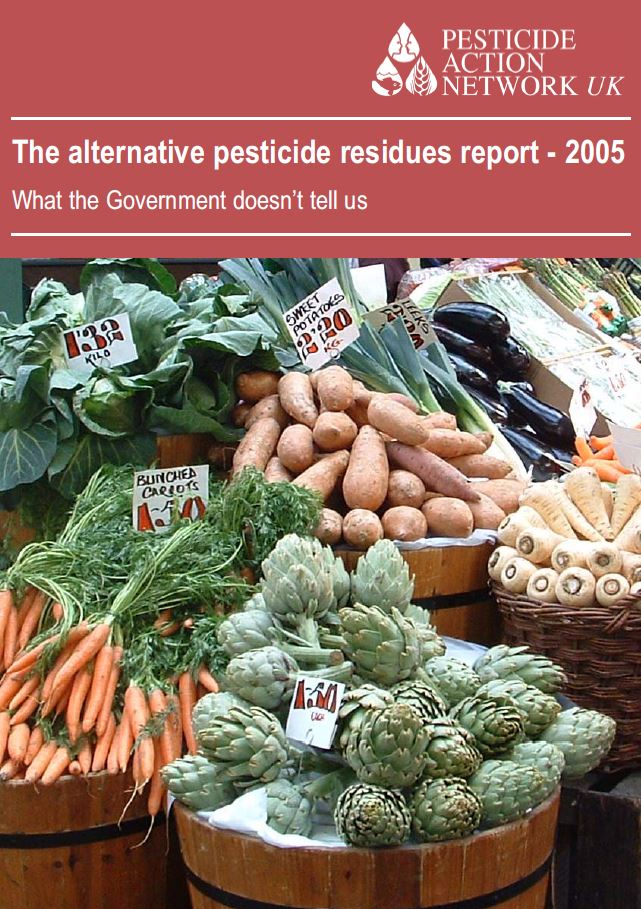 The Alternative Pesticide Residues Report 2005