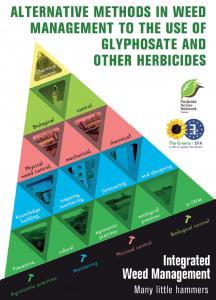 Alternative methods in weed management
