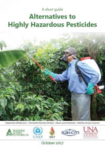 Alternatives to Highly Hazardous Pesticides - A short guide