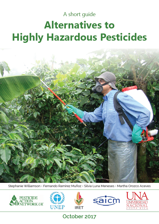 Alternatives to highly hazardous pesticides
