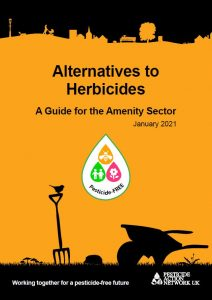 Alternatives to herbicides - a new guide for local authorities