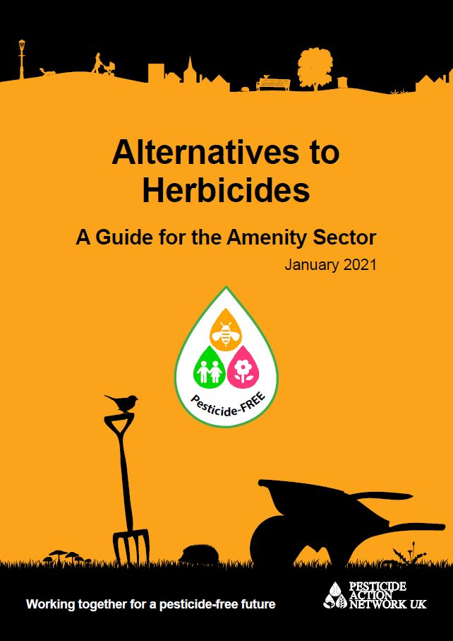 Alternatives to herbicides - a guide for local authorities