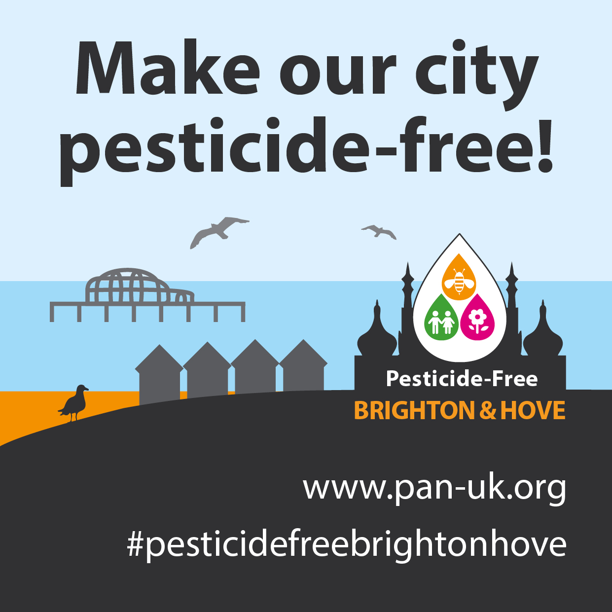 Sustain - Make Brighton & Hove Pesticide-Free