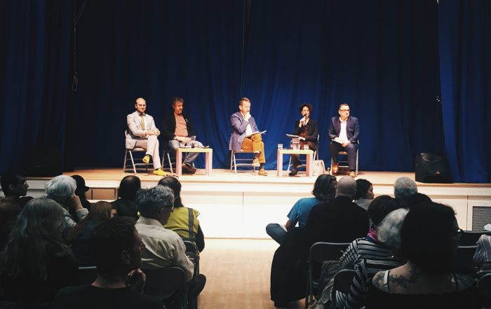 Candidates of major political parties commit to end Brighton & Hove Council's use of pesticides if elected (Brighton & Hove Environment Hustings - April 2019)