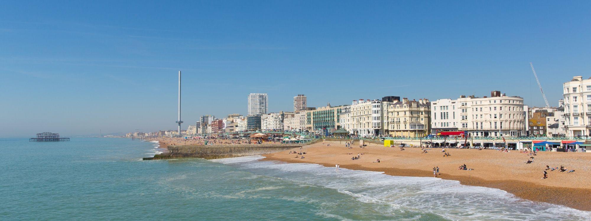 Brighton and Hove - a pesticide-free case study