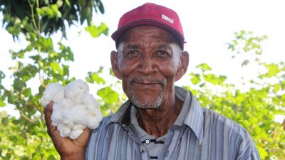 Farmer field schools help farmers to become the first certified organic cotton farmers in Ethiopia