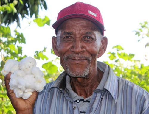 First certified organic cotton farmers in Ethiopia