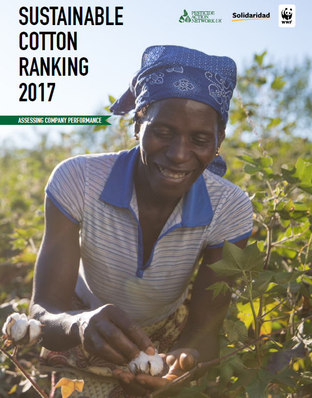 Sustainable Cotton Ranking 2017 - Assessing Company Performance