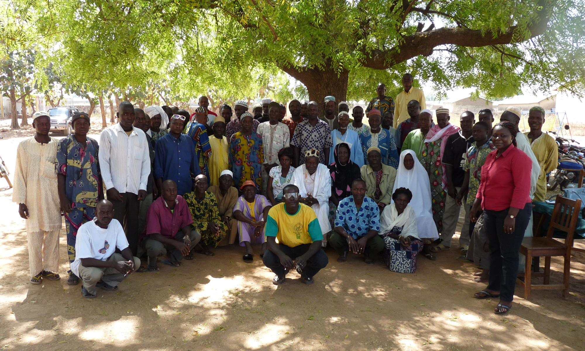 Best cotton project in Africa