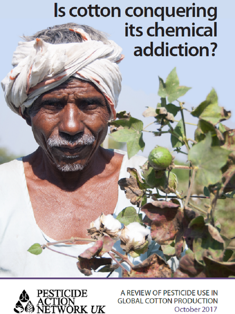 Is cotton conquering its chemical addiction?