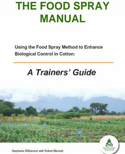 Food Spray Manual
