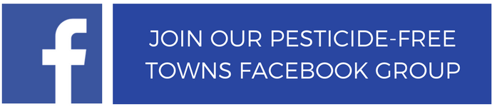 Join our Pesticide-free Towns campaign on Facebook