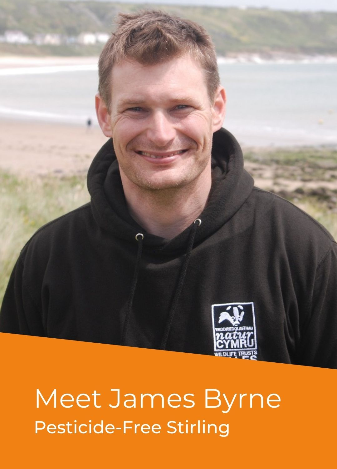 James Byrne - Campaigner Voices - Pesticide-Free Stirling