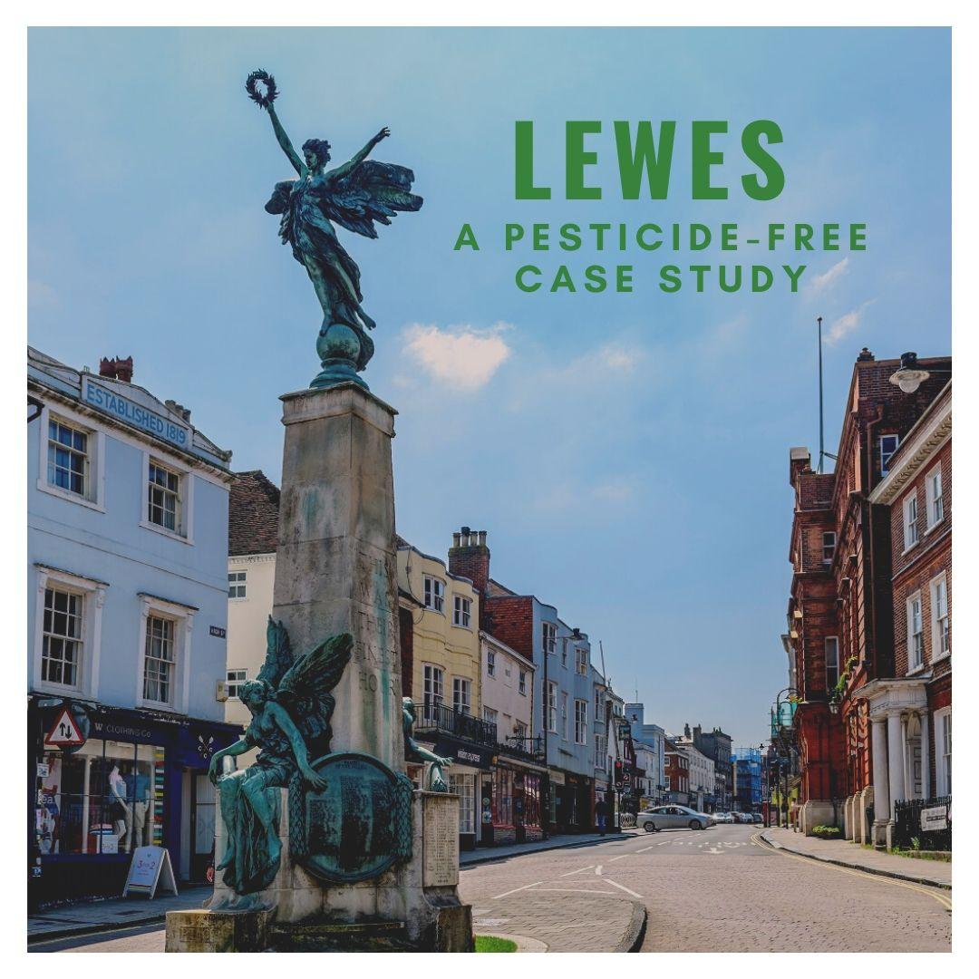 Lewes - A Pesticide-Free Case Study