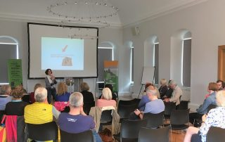 Linlithgow pesticide-free towns event