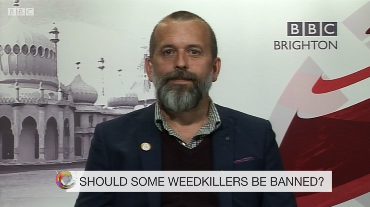 BBC News with Victoria Derbyshire - Should some weedkillers be banned?