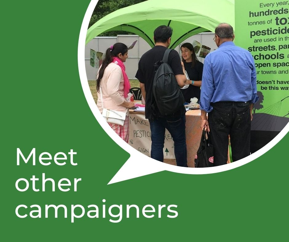 Meet other campaigners