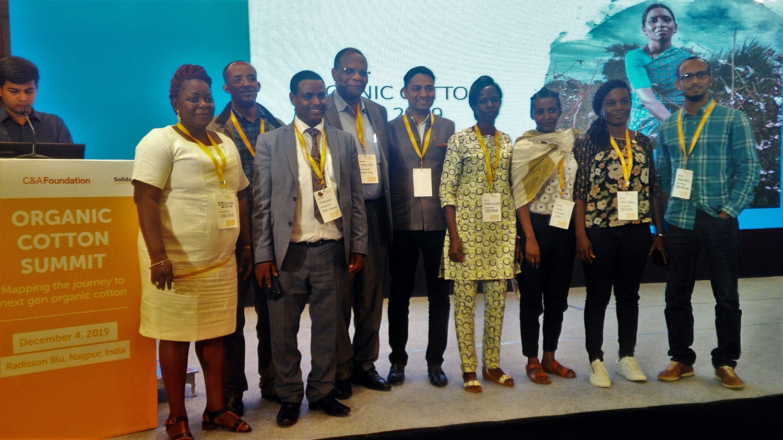 OPEPAB and PAN Ethiopia at the Organic Cotton Summit 2019