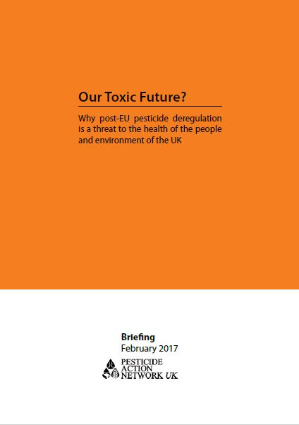 Our Toxic Future?