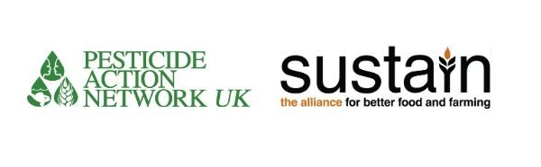 A report by the Pesticide Action Network UK, Sustain, and Dr Emily Lydgate