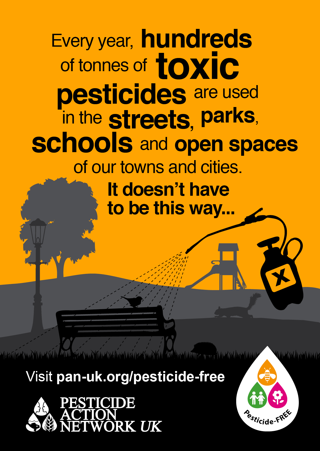 Campaign for Pesticide-Free Towns