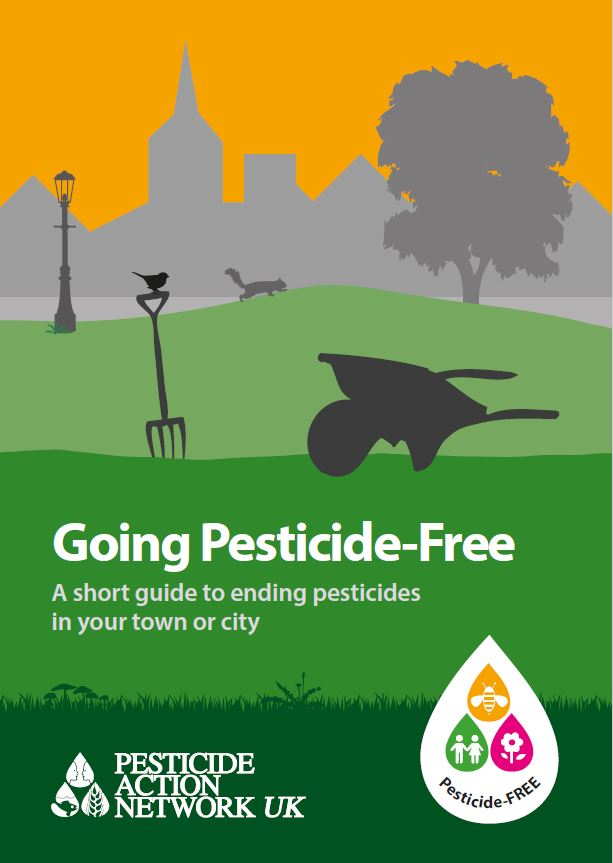 Pesticide-Free Towns Campaign Leaflet