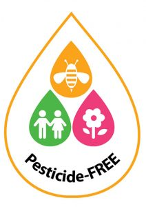 Find out how to go pesticide free