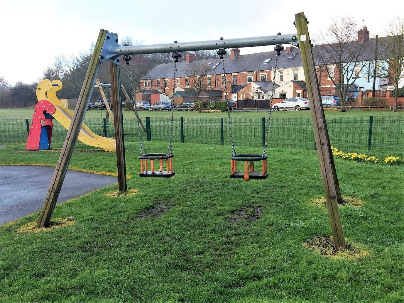 Glyphosate sprayed in our parks and playgrounds