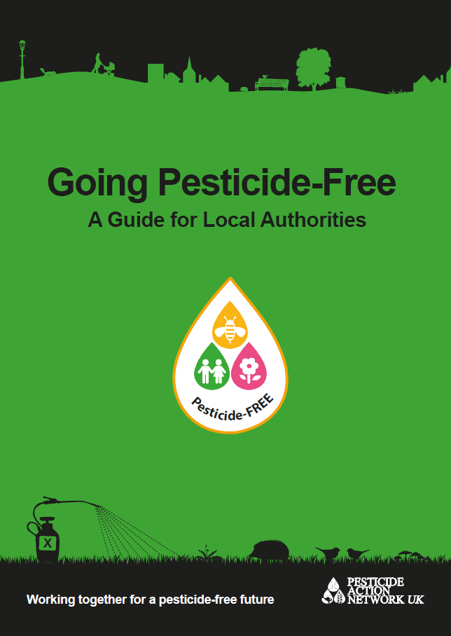 Pesticide Free Towns - A Toolkit for Local Authorities