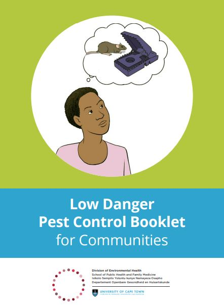 Low Danger Pest Control Booklet for Communities