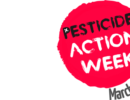 What Are You Doing for Pesticide Action Week?