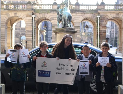 Campaign success for Pesticide-Free Balerno