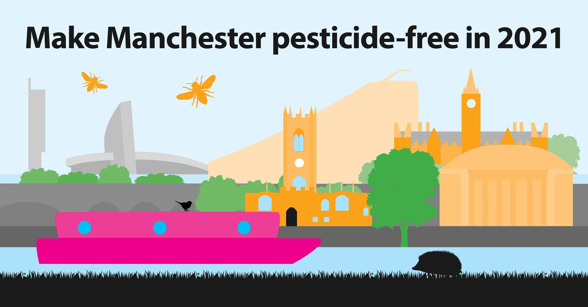Take action in Manchester