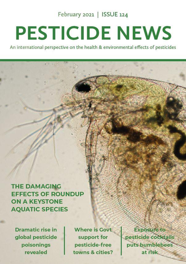Pesticide News 124 - February 2021