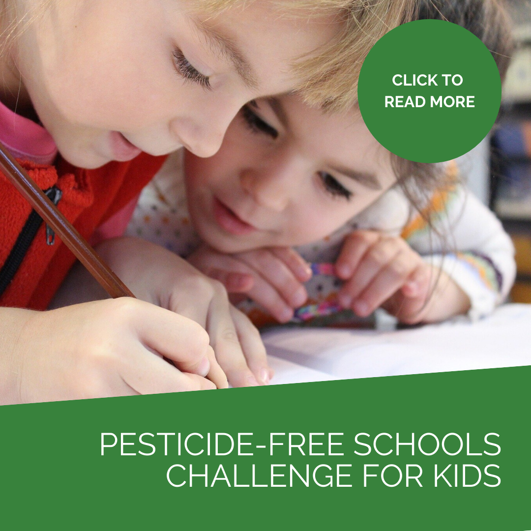 Pesticide-Free Schools Challenge for Kids