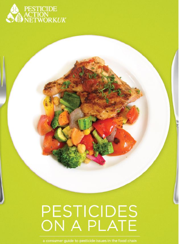A consumers guide to pesticides in the food chain.