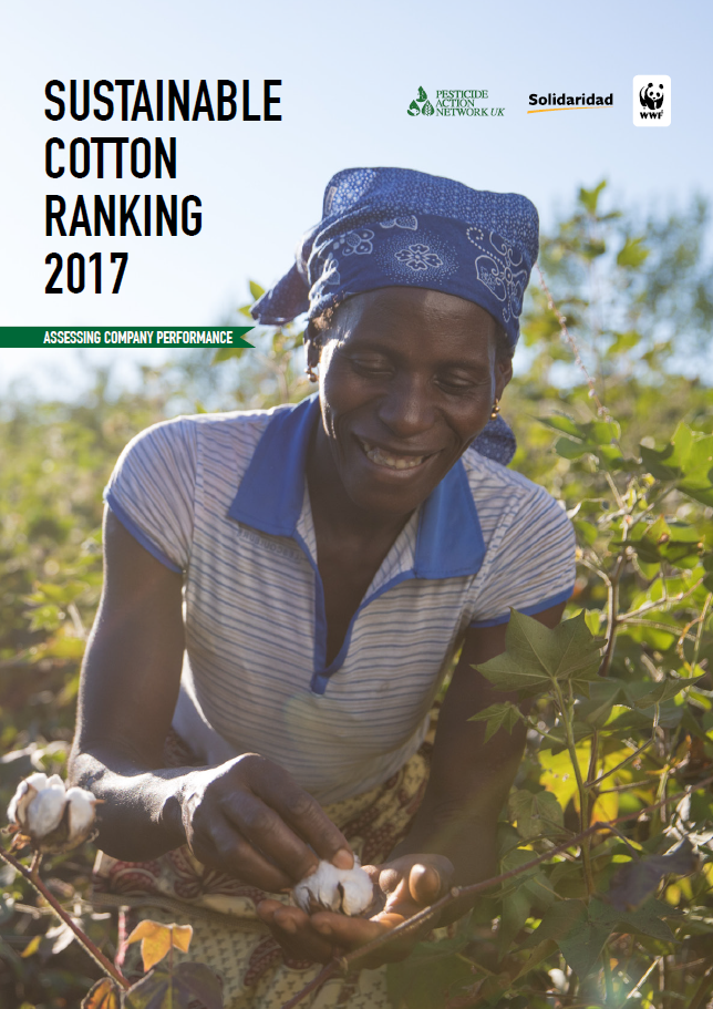 Press release - leading brands improve performance on sustainable cotton but many still fall short