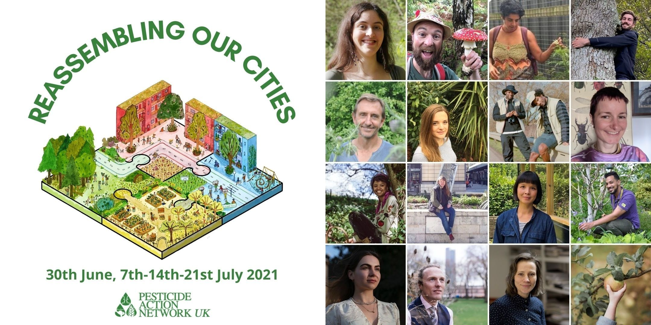 Register for our free online event: Reassembling Our Cities