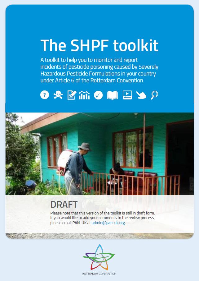 SHPF Toolkit