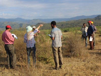 Ecosystem services walks - experiences in Ethiopia