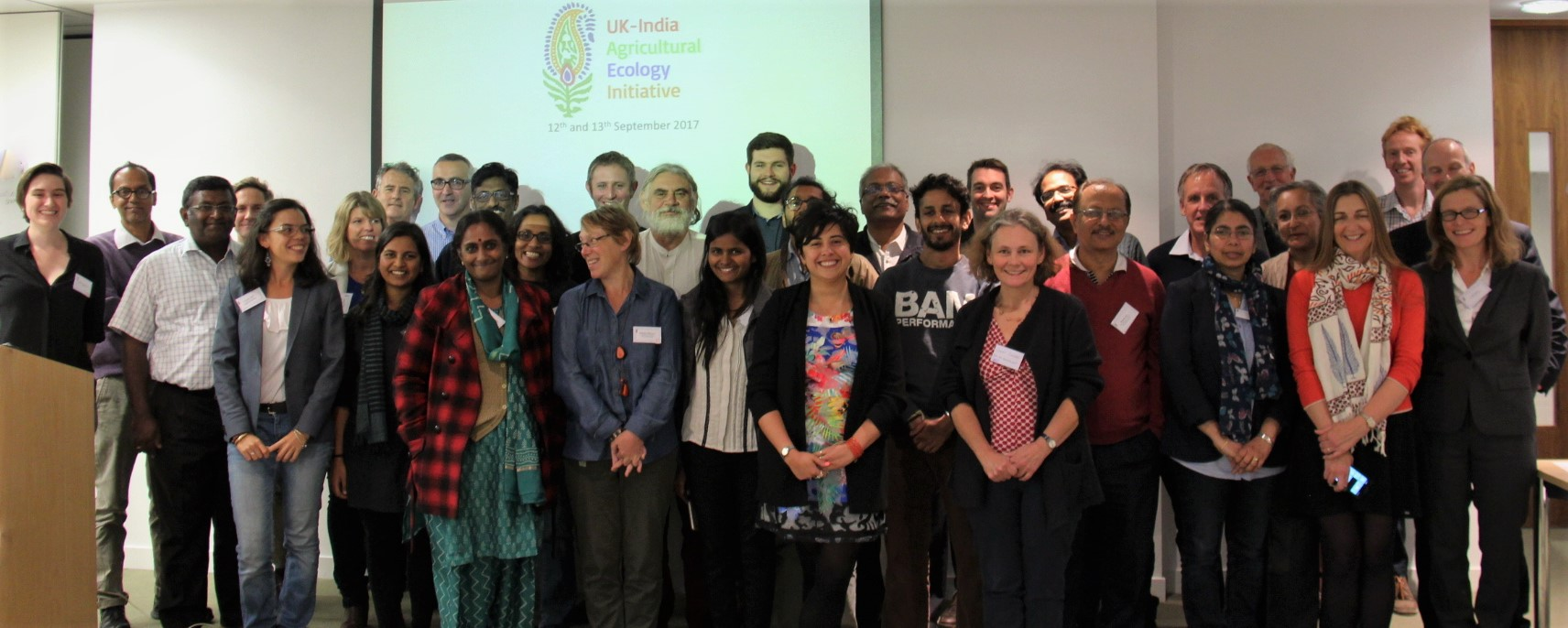 UK India Agricultural Ecology Initiative