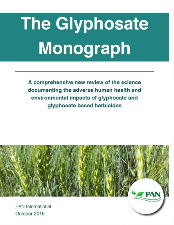 the adverse effects of glyphosate based herbicides in the environment Effects of spray drift of glyphosate on drift of glyphosate and glyphosate-based herbicides on against adverse effects of glyphosate spray.