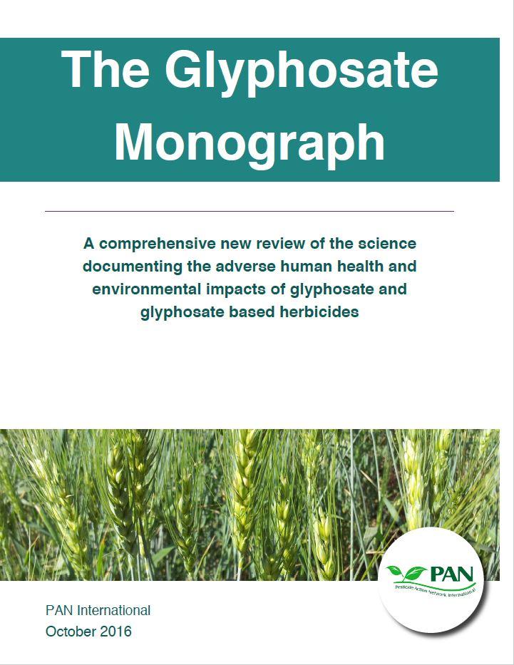 PAN Glyphosate Monograph