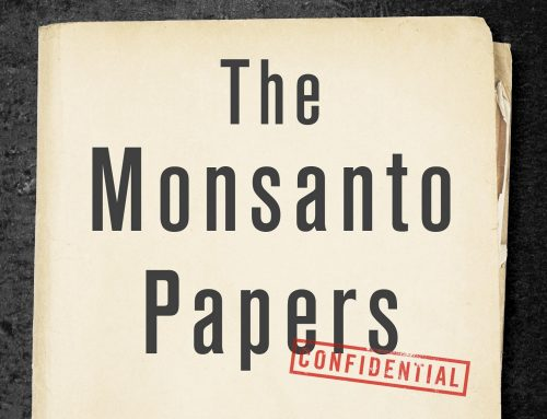 Interview with Carey Gillam, author of The Monsanto Papers