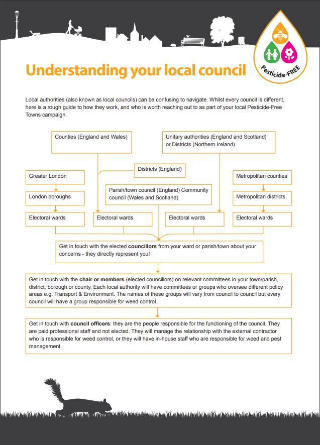 Understanding your local council