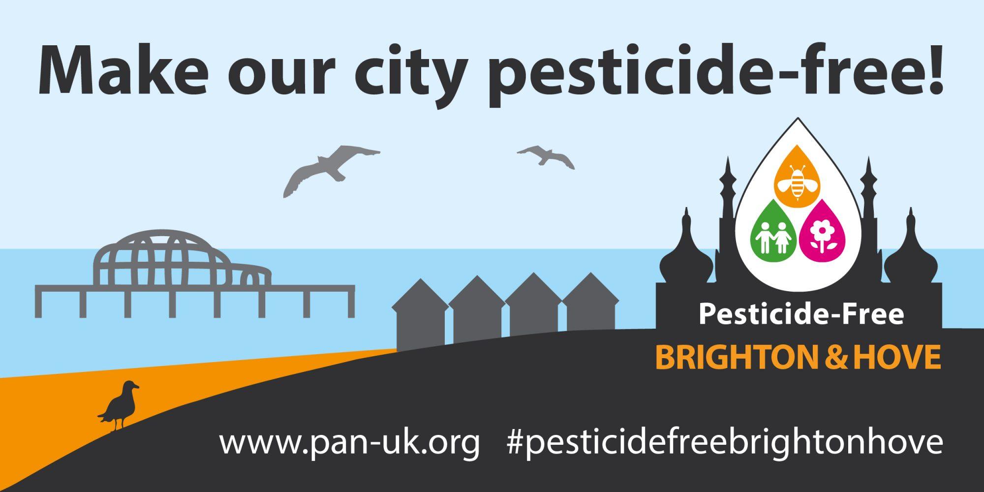 Pesticide-Free Brighton & Hove