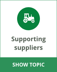 Are supermarkets doing enough to support suppliers to reduce their use of pesticides