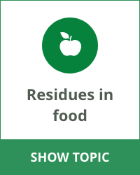 Are supermarkets doing enough to reduce pesticide residues on food?