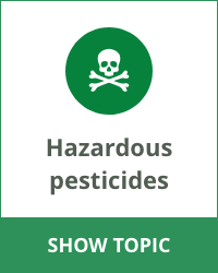 Are supermarkets doing enough to reduce hazardous pesticides in the supply chains?